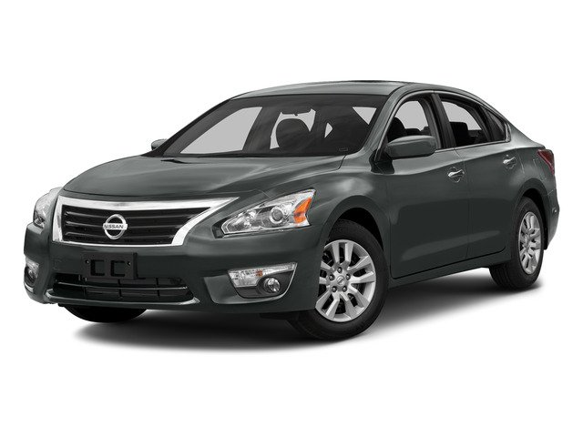 2015 Nissan Altima 2.5 S 4dr Sdn I4 2.5 S Regular Unleaded I-4 2.5 L/152 [3]