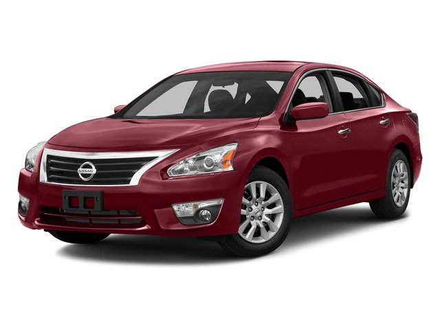 2015 Nissan Altima 2.5 S 4dr Sdn I4 2.5 S Regular Unleaded I-4 2.5 L/152 [18]