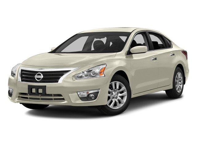 2015 Nissan Altima 2.5 S 4dr Sdn I4 2.5 S Regular Unleaded I-4 2.5 L/152 [6]