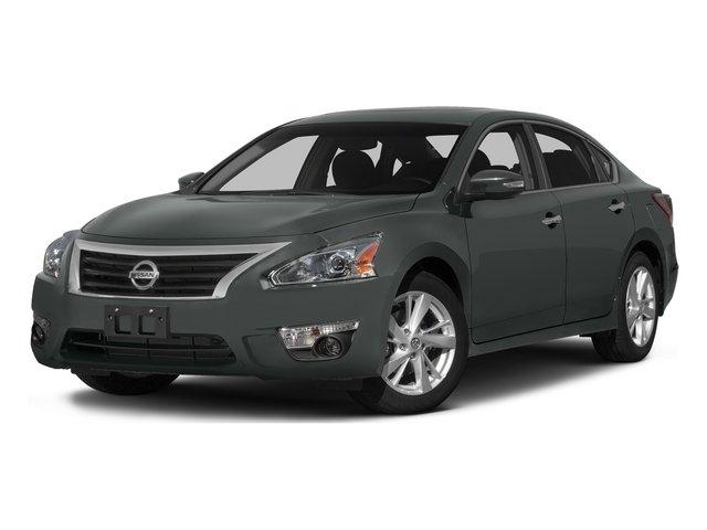 2015 Nissan Altima 2.5 SL 4dr Sdn I4 2.5 SL Regular Unleaded I-4 2.5 L/152 [12]