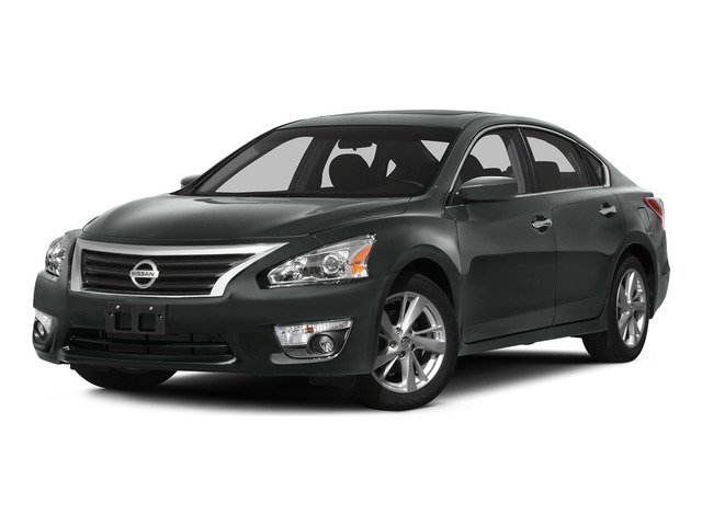 2015 Nissan Altima 2.5 SV 4dr Sdn I4 2.5 SV Regular Unleaded I-4 2.5 L/152 [3]