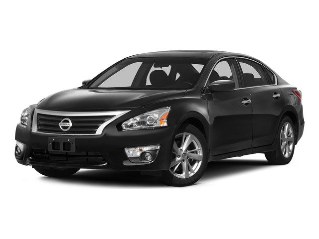 2015 Nissan Altima 2.5 SV 4dr Sdn I4 2.5 SV Regular Unleaded I-4 2.5 L/152 [0]