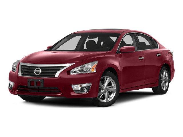 2015 Nissan Altima 2.5 SV 4dr Sdn I4 2.5 SV Regular Unleaded I-4 2.5 L/152 [2]