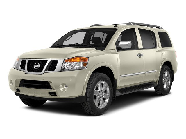 2015 Nissan Armada Platinum 4WD 4dr Platinum *Ltd Avail* Regular Unleaded V-8 5.6 L/339 [3]