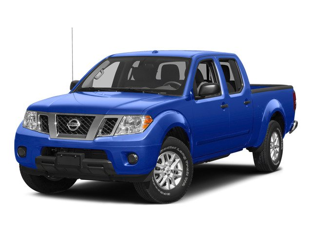 2015 Nissan Frontier PRO-4X 4WD Crew Cab SWB Auto PRO-4X Regular Unleaded V-6 4.0 L/241 [1]