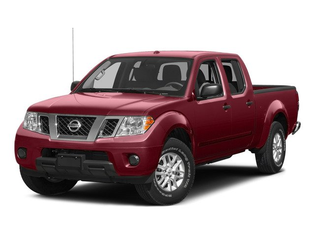 2015 Nissan Frontier SV 2WD Crew Cab SWB Auto SV Regular Unleaded V-6 4.0 L/241 [0]
