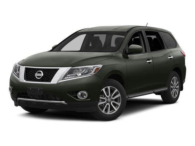 2015 Nissan Pathfinder Platinum 4WD 4dr Platinum Regular Unleaded V-6 3.5 L/213 [5]