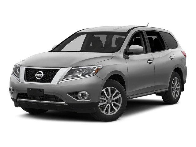 2015 Nissan Pathfinder SV 2WD 4dr SV *Ltd Avail* Regular Unleaded V-6 3.5 L/213 [5]