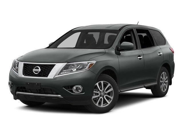 2015 Nissan Pathfinder S 2WD 4dr S *Ltd Avail* Regular Unleaded V-6 3.5 L/213 [2]