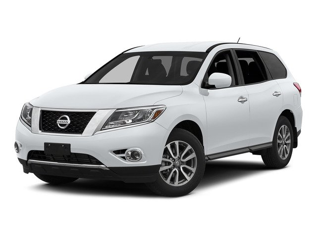2015 Nissan Pathfinder S 4WD 4dr S Regular Unleaded V-6 3.5 L/213 [4]