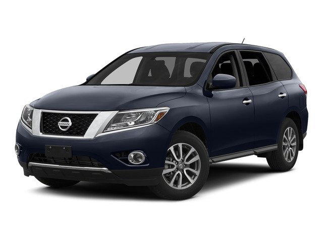 2015 Nissan Pathfinder SV 4WD 4dr SV *Ltd Avail* Regular Unleaded V-6 3.5 L/213 [8]