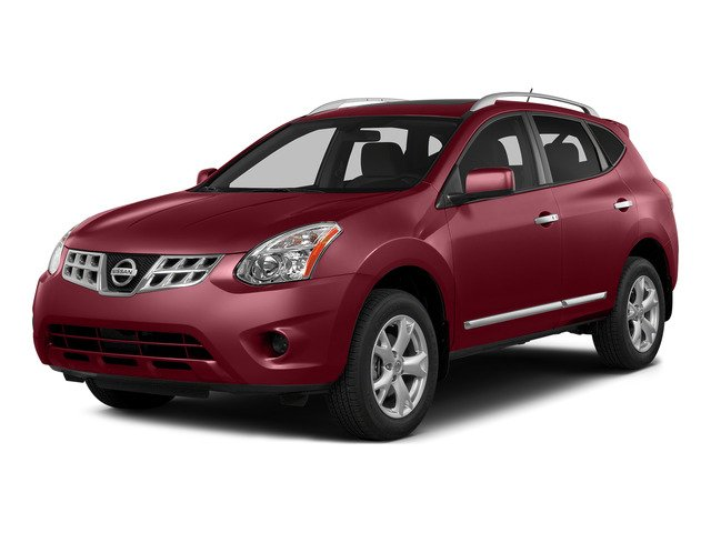 2015 Nissan Rogue Select S FWD 4dr S Regular Unleaded I-4 2.5 L/152 [0]