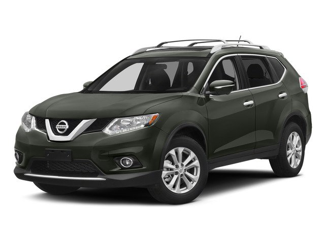 2015 Nissan Rogue SL FWD 4dr SL Regular Unleaded I-4 2.5 L/152 [12]