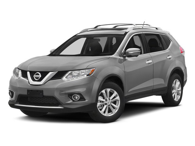2015 Nissan Rogue S S FWD 4dr Regular Unleaded I-4 2.5 L/152 [0]