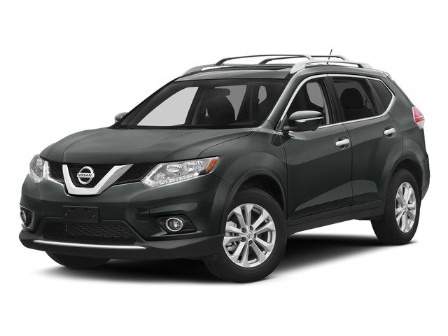 2015 Nissan Rogue SL FWD 4dr SL Regular Unleaded I-4 2.5 L/152 [4]