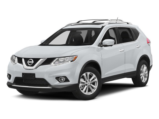 2015 Nissan Rogue S FWD 4dr S Regular Unleaded I-4 2.5 L/152 [4]