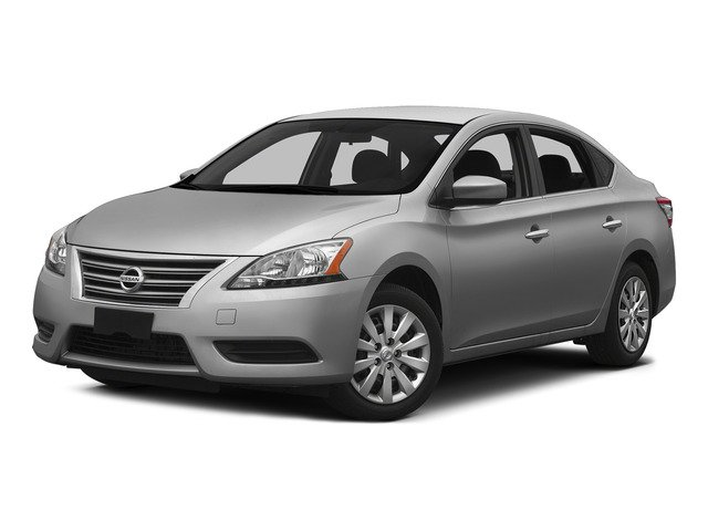 2015 Nissan Sentra S 4dr Sdn I4 CVT S Regular Unleaded I-4 1.8 L/110 [4]