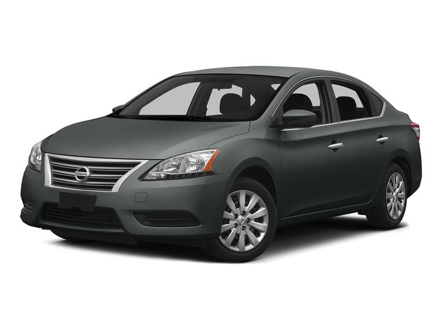 2015 Nissan Sentra SV 4dr Sdn I4 CVT SV Regular Unleaded I-4 1.8 L/110 [0]