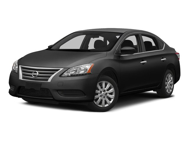 2015 Nissan Sentra SV 4dr Sdn I4 CVT SV Regular Unleaded I-4 1.8 L/110 [9]