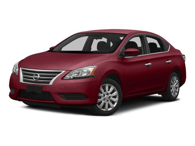 2015 Nissan Sentra SV 4dr Sdn I4 CVT SV Regular Unleaded I-4 1.8 L/110 [2]