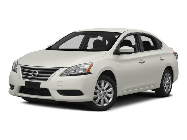 2015 Nissan Sentra S 4dr Sdn I4 CVT S Regular Unleaded I-4 1.8 L/110 [0]