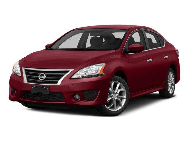 2015 Nissan Sentra SR 4dr Sdn I4 CVT SR Regular Unleaded I-4 1.8 L/110 [49]