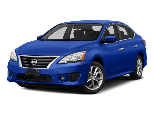 2015 Nissan Sentra SR 4dr Sdn I4 CVT SR Regular Unleaded I-4 1.8 L/110 [1]