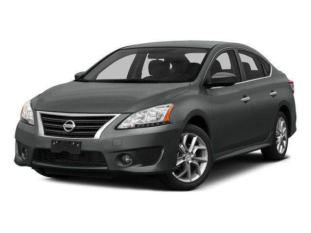 2015 Nissan Sentra SR 4dr Sdn I4 CVT SR Regular Unleaded I-4 1.8 L/110 [0]