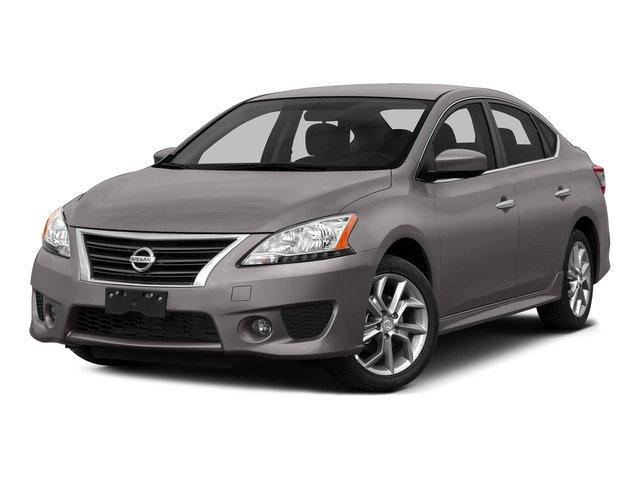 2015 Nissan Sentra SR FWD 4dr Sdn I4 CVT SR Regular Unleaded I-4 1.8 L/110 [12]