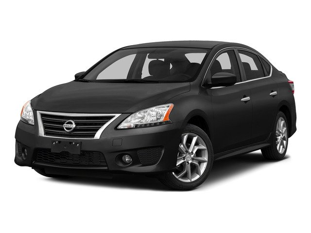 2015 Nissan Sentra SR 4dr Sdn I4 CVT SR Regular Unleaded I-4 1.8 L/110 [6]