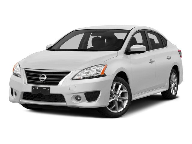 2015 Nissan Sentra SR 4dr Sdn I4 CVT SR Regular Unleaded I-4 1.8 L/110 [6]