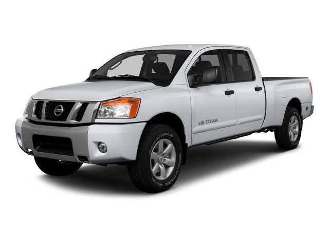 2015 Nissan Titan SV 4WD Crew Cab SWB SV Regular Unleaded V-8 5.6 L/339 [0]