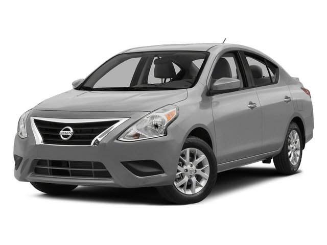 2015 Nissan Versa S Plus 4dr Sdn CVT 1.6 S Plus Regular Unleaded I-4 1.6 L/98 [1]