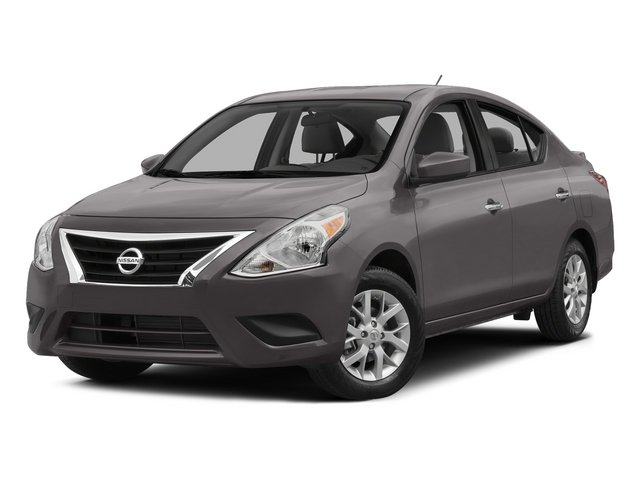 2015 Nissan Versa SV 4dr Sdn CVT 1.6 SV Regular Unleaded I-4 1.6 L/98 [1]
