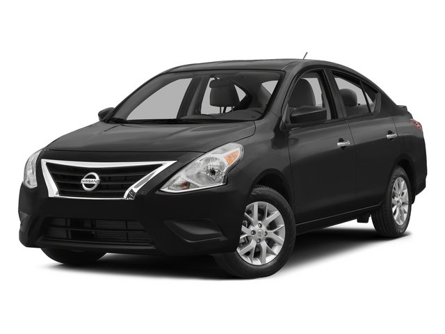2015 Nissan Versa SV 4dr Sdn CVT 1.6 SV Regular Unleaded I-4 1.6 L/98 [0]