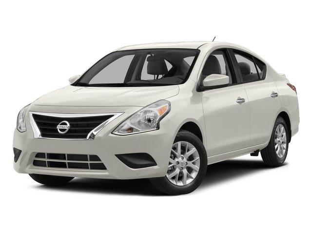 2015 Nissan Versa S 4dr Sdn Manual 1.6 S Regular Unleaded I-4 1.6 L/98 [3]