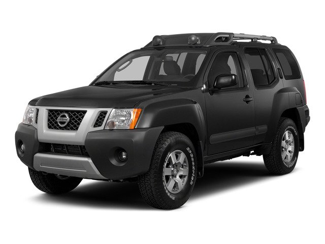 2015 Nissan Xterra X