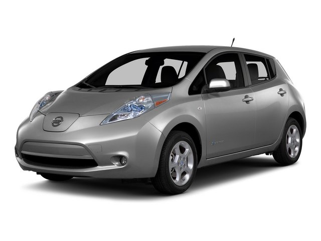 2015 Nissan LEAF SL 4dr HB SL Electric [1]