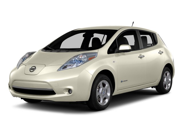 2015 Nissan LEAF S 4dr HB S Electric [0]