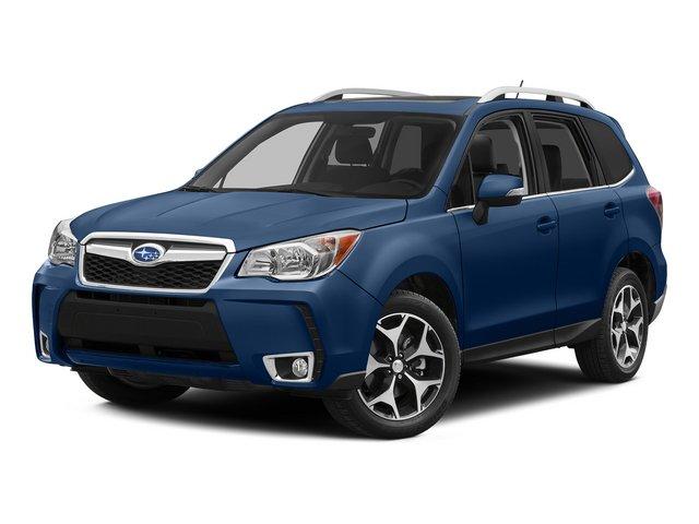 2015 Subaru Forester 2.0XT Premium 4dr CVT 2.0XT Premium Intercooled Turbo Premium Unleaded H-4 2.0 L/122 [0]