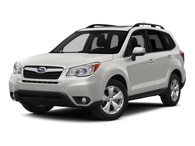 2015 Subaru Forester 2.5i Premium 4dr CVT 2.5i Premium PZEV Regular Unleaded H-4 2.5 L/152 [2]