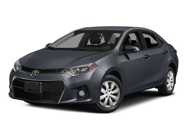 2015 Toyota Corolla S Plus 4dr Sdn CVT S Plus Regular Unleaded I-4 1.8 L/110 [2]