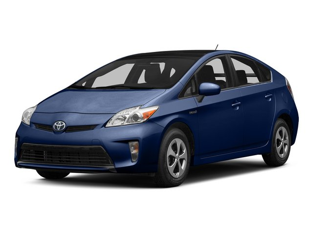 2015 Toyota Prius Two 5dr HB Two Gas/Electric I-4 1.8 L/110 [17]