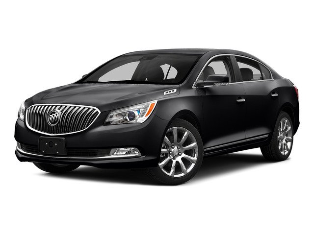 2016 Buick LaCrosse Leather 4dr Sdn Leather FWD Gas V6 3.6L/217 [3]