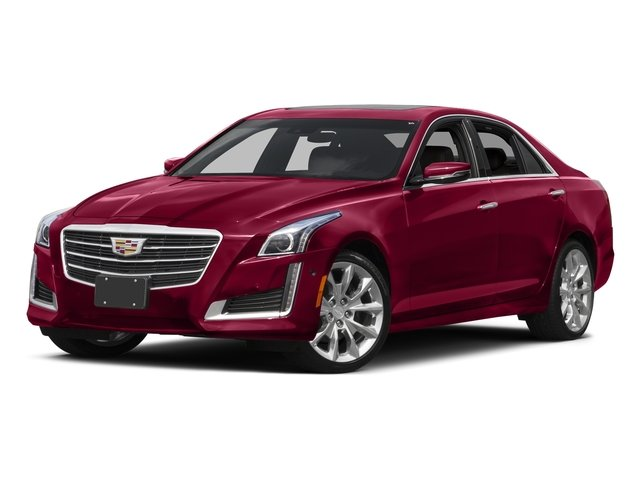 2016 Cadillac CTS Sedan RWD 4dr Sdn 2.0L Turbo RWD Turbocharged Gas I4 2.0L/122 [8]