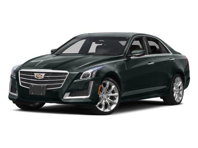 2016 Cadillac CTS Sedan Luxury Collection RWD 4dr Sdn 3.6L Luxury Collection RWD Gas/Ethanol V6 3.6L/220 [8]