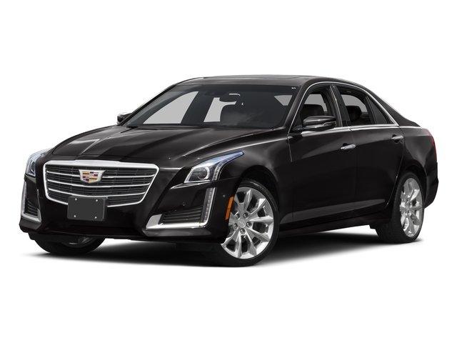 2016 Cadillac CTS Sedan Luxury Collection RWD 4dr Sdn 2.0L Turbo Luxury Collection RWD Turbocharged Gas I4 2.0L/122 [5]