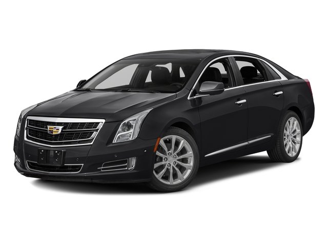 2016 Cadillac XTS Luxury Collection 4dr Sdn Luxury Collection AWD Gas V6 3.6L/217 [7]
