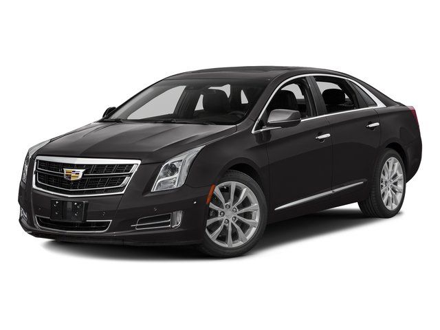 2016 Cadillac XTS Luxury Collection 4dr Sdn Luxury Collection FWD Gas V6 3.6L/217 [2]