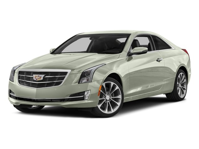 2016 Cadillac ATS Coupe Premium Collection RWD 2dr Cpe 3.6L Premium Collection RWD Gas V6 3.6L/222 [9]